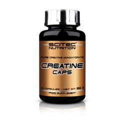 Scitec Nutrition Creatine Caps 120 caps.