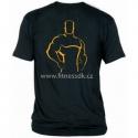 Pánské tričko fitnessdk
