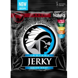 Indiana Jerky Beef NATURAL 25g