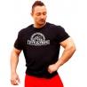 Kvalitní a stylové pánské tričko TITÁNUS s velkým potiskem na prsou a šíji