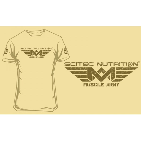 Scitec Nutrition Muscle Army desert