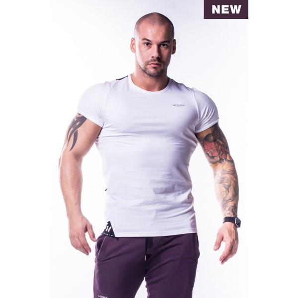 Nebbia AW Muscle back 728 - bílá