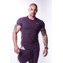 Nebbia AW Muscle back 728 - fialová
