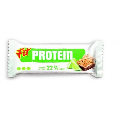 Fit Protein tyčinka - limetka + kakao 35g