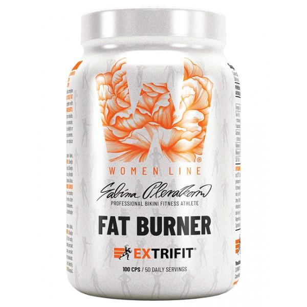 Extrifit Fat Burner Women Line 100 kapslí.