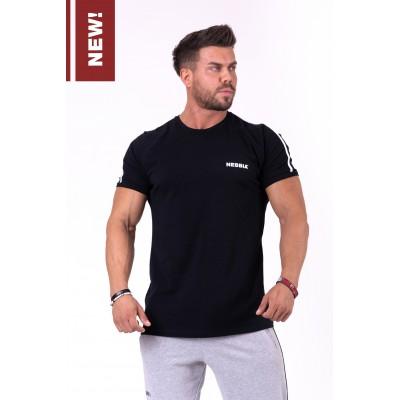 Nebbia 90´s Hero tričko 143 černá