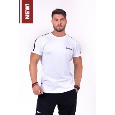 Nebbia 90´s Hero tričko 143 bílá
