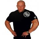Bizon Gym Triko 231 - černá