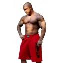Bizon Gym Pumpky 601 - červená/černá