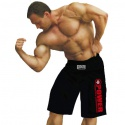 Bizon Gym Pumpky 602 - černá/červená