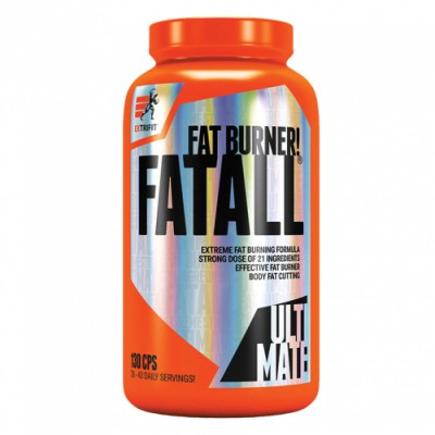Extrifit Fatall Ultimate Fat Burner 130 kapslí.