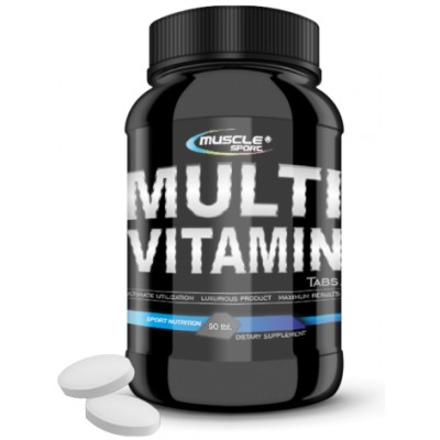 Muscle sport Multivitamin 90 tablet.