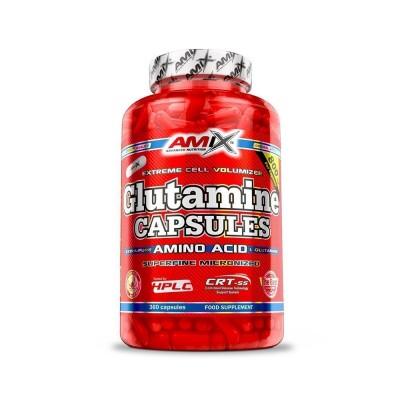 Amix L-Glutamine 120 kapslí.