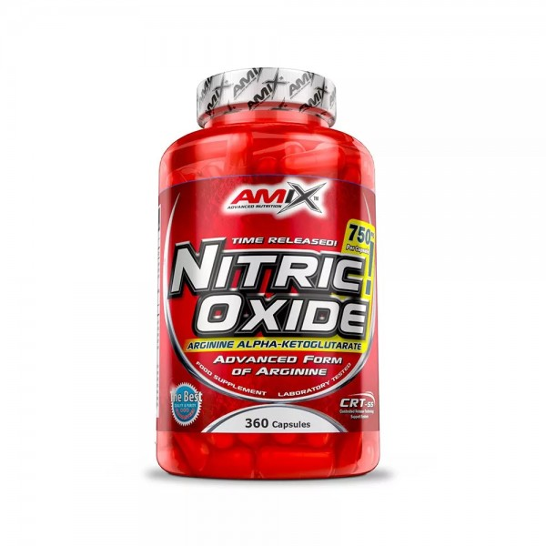 Amix Nitric Oxide 360 tablet.