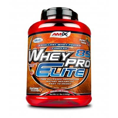 Amix nutrition Whey Pro Elite 85 1000g EXPIRACE 7/2021