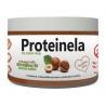 Nutričně bohatý krém z arašídů, lískových ořechů, proteinu (syrovátkového isolátu), čokolády a kokosového oleje. Vysoký obsah bílkovin a zdravých tuků. 500 g.