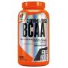 BCAA 2:1:1 Pure obsahuje větvené aminokyseliny L-leucin, L-valin a L-isoleucin ve volné formě (free form). Užívání BCAA podporuje růst svalové hmoty a přispívá k jejímu udržení.