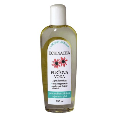 MedPharma Echinacea pleťová voda. 150 ml.