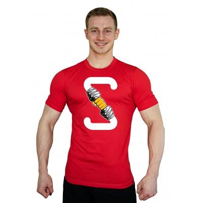 tričko červené