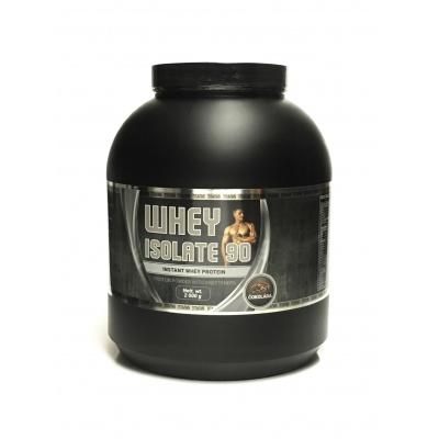 Whey Isolate 90 (2000 g) - TITANUS