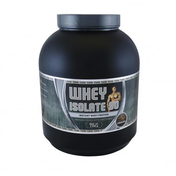 TITANUS_Isolate_cokolada_2kg