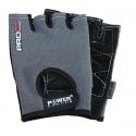 Fitness rukavice Power system PRO GRIP PS-2250 - šedá