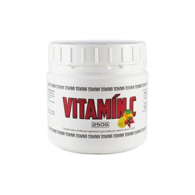 TITANUS Vitamín C s šípkem 250 g
