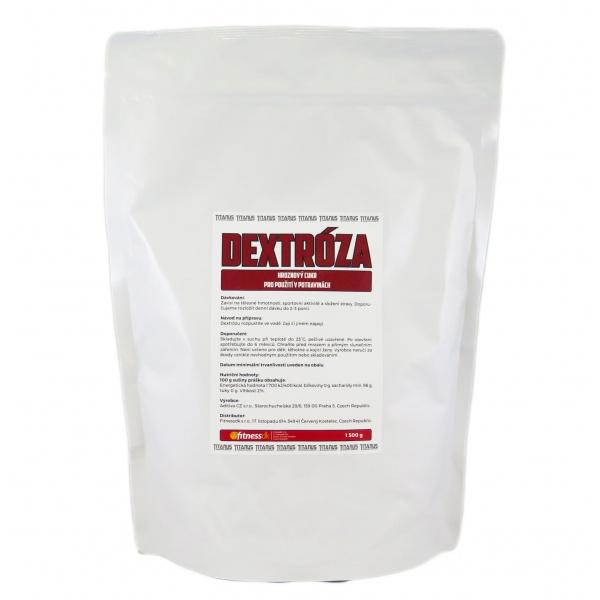 TITANUS Dextroza 1500g