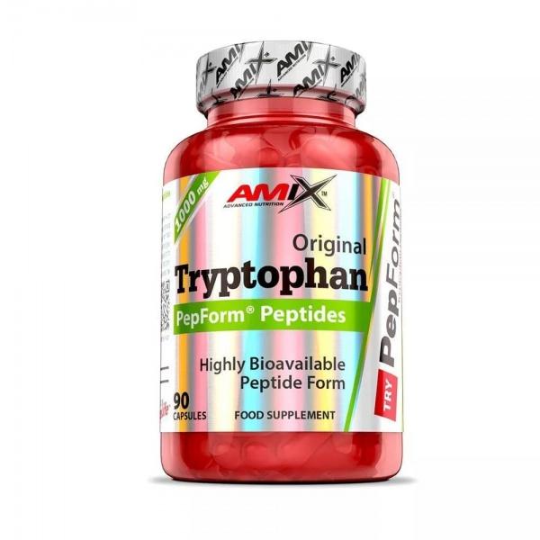 Amix Tryptophan 90 kapslí