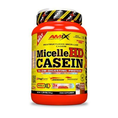 Amix™ MicelleHD® Casein 700g - čokoláda EXPIRACE 05/2021