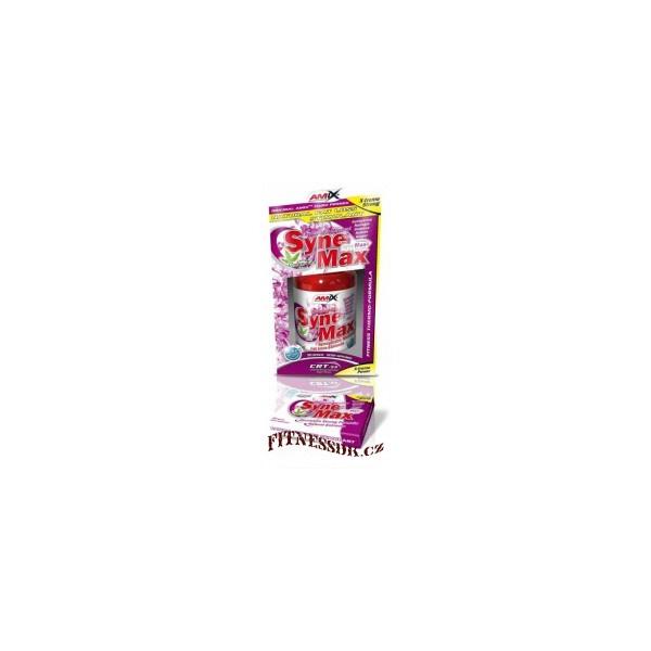 Amix nutrition SyneMax 90 kapslí. EXPIRACE 04/21