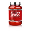 Scitec 100% Whey Protein Professional 920 g příchuť kapučíno EXPIRACE 06/21