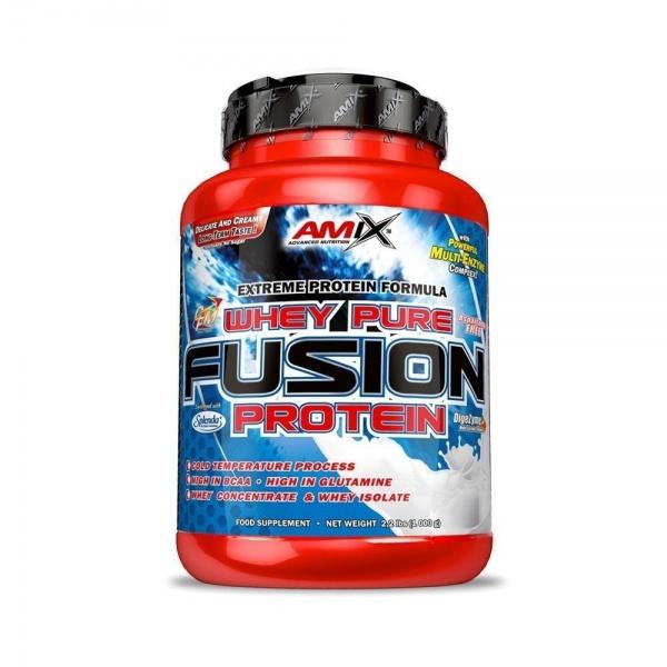 Amix Whey Pro Fusion 1000g vanilka