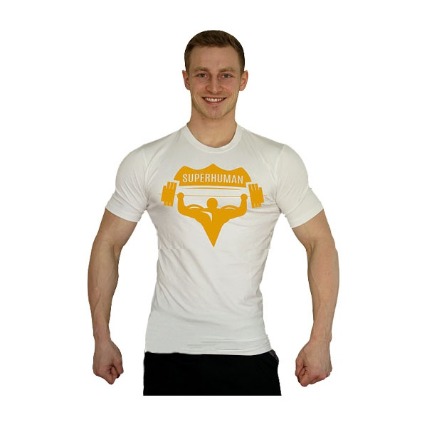 Superhuman - pánské tričko