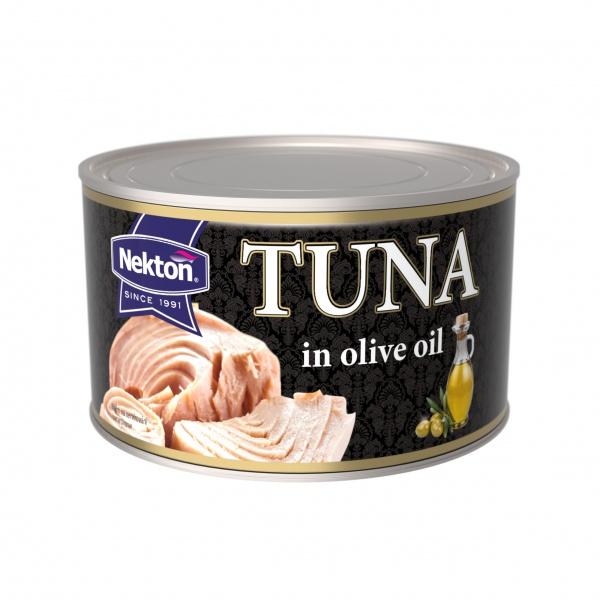 Tuňák v olivovém oleji