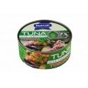Nekton - Tuňák kousky se zeleninou TOSCANA 170g
