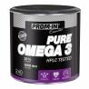 Pure Omega 3 je esenciální mastná kyselina (EFA) pocházející z rybího tuku. Tuto mastnou kyselinu si tělo neumí samo vyrobit, proto musí být konzumovánaprostřednictvím stravy.