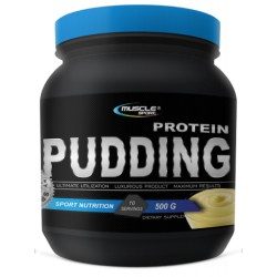 Muscle Sport Pudding Protein 500 g