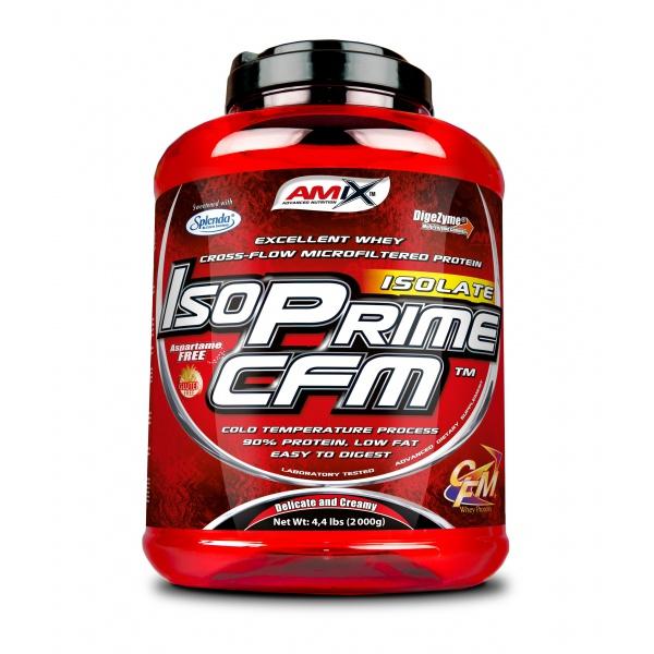 Amix nutrition IsoPrimeCFM 2000 g EXPIRACE 10/21
