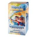 MedPharma Gummies – Vápník + vitamin D3, 60 tbl.
