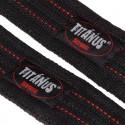 Trhačky Titánus - černo/červené