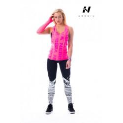 Nebbia Tílko neon 226 - růžové
