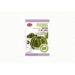 BIO Puding s Matcha Tea 40g