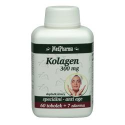 MedPharma Kolagen 300 mg, 67 tobolek