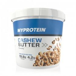 MyProtein Kešu máslo 1000g (crunchy)
