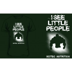 Scitec Nutrition I See Little People