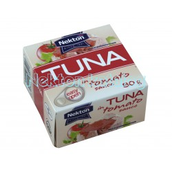 Tuňák v rajčatové omáčce - celý Nekton
