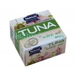 Tuňák v olivovém oleji - celý Nekton