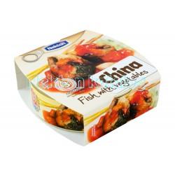 Nekton - Opečená ryba se zeleninou na čínský způsob