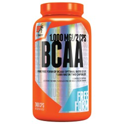 Extrifit BCAA 2:1:1 Pure 240cps